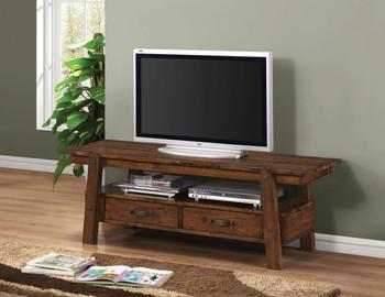 Fortune Rustic Pecan Tv Console