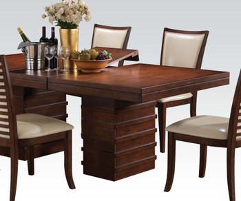 Cherry Finish Dining Table