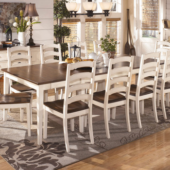 Leana Dining Table with Extensions