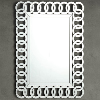 Circuite Rectangular Accent Wall Mirror