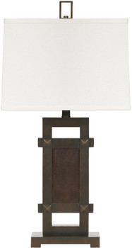 """Theo 30.5""""H Table Lamp"""