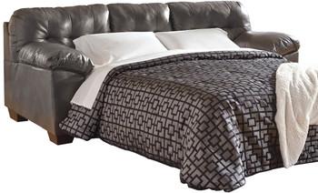 Avant Gray Queen Sofa Sleeper with Mattress