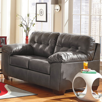 Avant Gray Loveseat