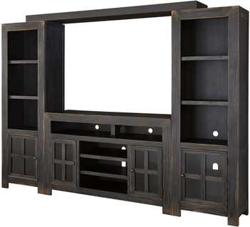 Corpus 4 Piece Wall Unit