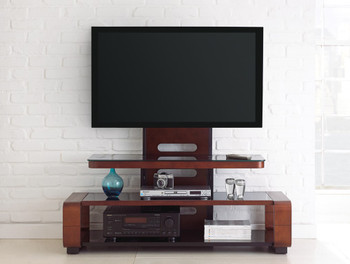 Lester Brown TV Stand