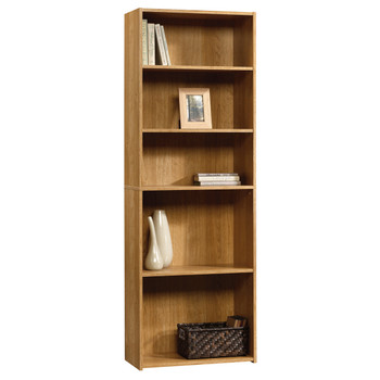 Origins Oak 5 Shelf Bookcase