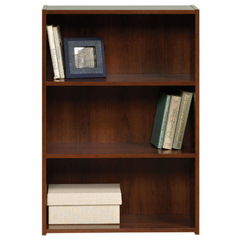 Origins Cherry 3 Shelf Bookcase