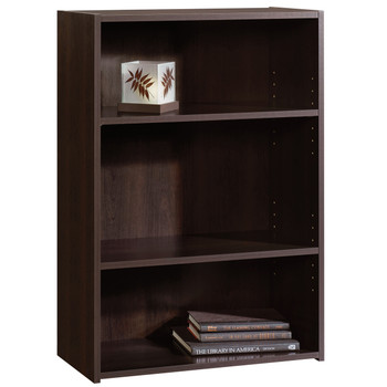 Origins Espresso 3 Shelf Bookcase