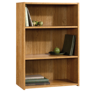 Origins Oak 3 Shelf Bookcase