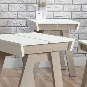 Studio5 Grey 3 Piece Table Set