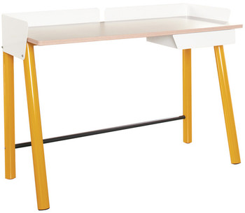 Essence Yellow Desk