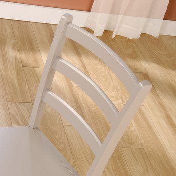 Cottage Lane Cobblestone Ladder Chair