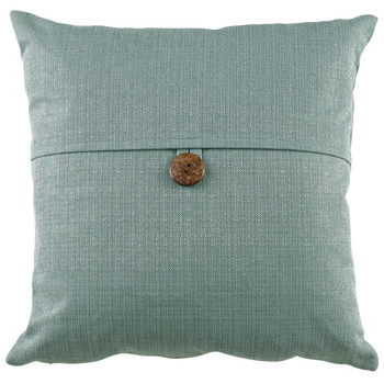 Eya Turquoise Accent Pillow