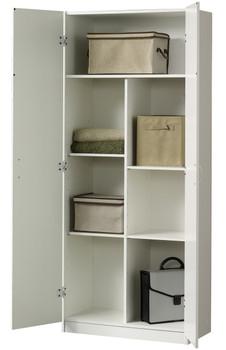 Origins White Cabinet