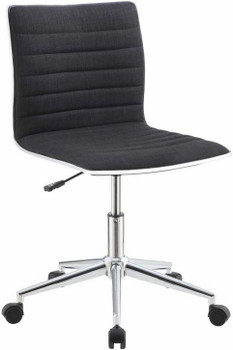 Klint Black Office Chair