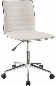 Klint White Office Chair