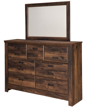 Cimma Dresser & Mirror