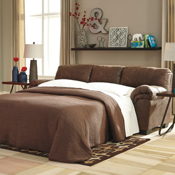 Bronco Coffee Full Sofa Sleeper