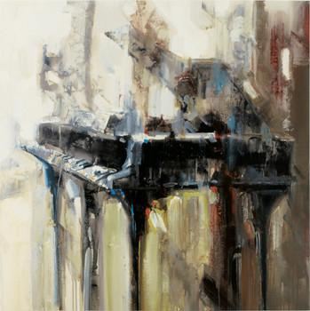 "Concerto 48"" x 48"" Wall Art"