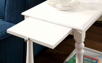 Dagny Chairside Table W/Tray