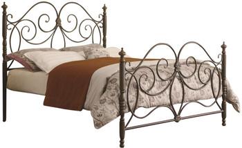 Bertina Metal Bed