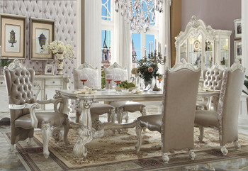 Chapelhill White 7 Piece Medium Dining Set