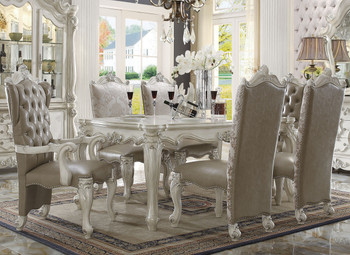 Chapelhill White 7 Pc Small Dining Set