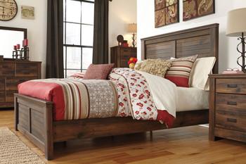 Cimma Panel Bed