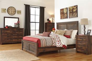 Cimma Panel Bedroom Set