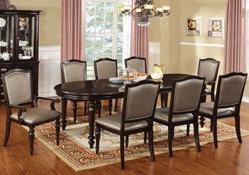 Aspen 9 Piece Dining Set
