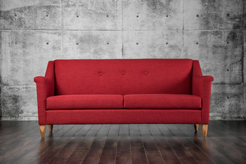 Asmara Red Sofa