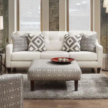 Ashton Ivory Sofa