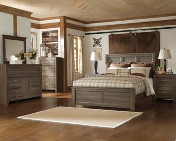 Hacienda Aged Bedroom Set ...