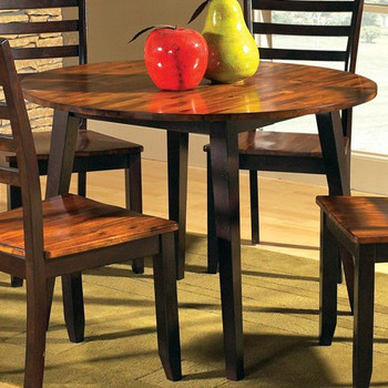 Denver 5 Piece Dining Set with Drop Leafs