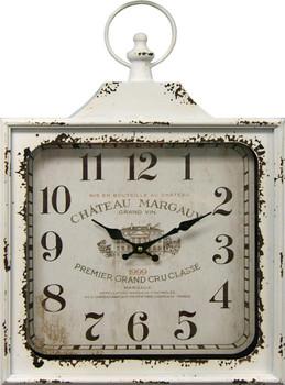 Valense White Wall Clock