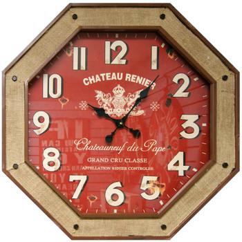 Oldbury Red Wall Clock