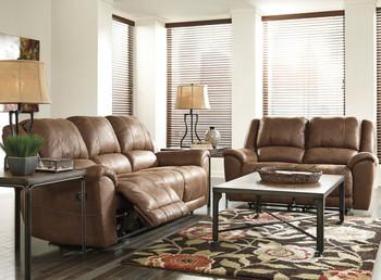 Bandit Saddle Reclining Livingroom Set