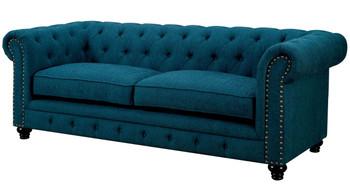 Gaidar Dark Teal Sofa