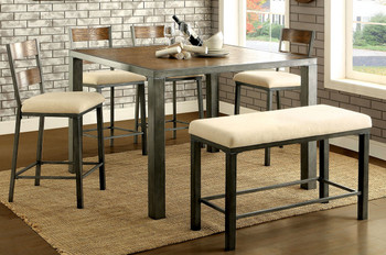 Gables 6-PC Dining Set