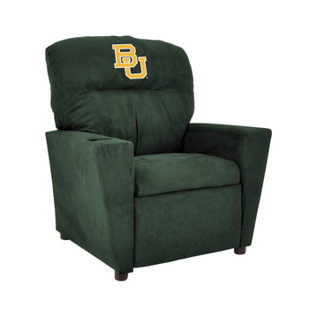 Baylor University Microfiber Kids Recliner