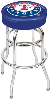 Texas Rangers Bar Stool
