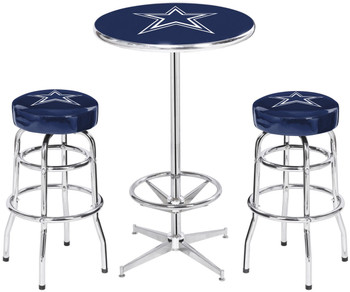Dallas Cowboys Heavy-Duty 3 Piece Pub Set