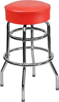 Don Chrome/Red Barstool