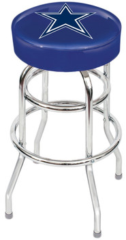 Dallas Cowboys Swivel Barstool