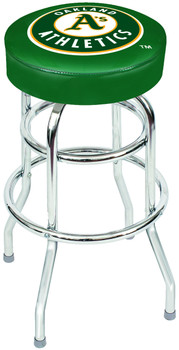 Oakland Athletics Bar Stool