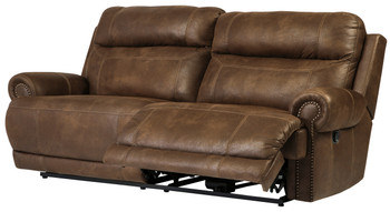 Frederick Brown Reclining Sofa