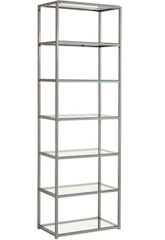 Kif Tall Metal Bookcase