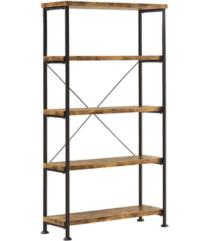 Hinge Antique Bookcase