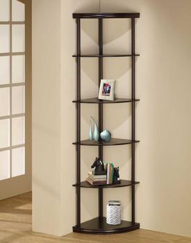 Brod Corner Bookcase