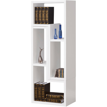 Bai White Bookcase